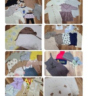 petit main - 洋服 子ども服 ベビー服 まとめ売り 人気のくまも!