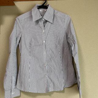 アルファキュービック(ALPHA CUBIC)のストライプシャツ アルファキュービック(シャツ/ブラウス(長袖/七分))