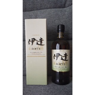 ニッカウイスキー(ニッカウヰスキー)のウイスキー ニッカ伊達 700ml(ウイスキー)