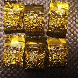 中国福建省安渓産ウーロン茶--鉄観音(茶)
