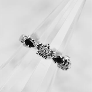 ジャスティンデイビス(Justin Davis)の美品!Justin Daivis srj413 GRACE Ring(リング(指輪))