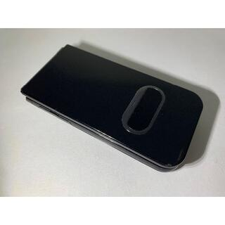 良品 docomo N-06B(ブラック)0722000657R 5/5m(携帯電話本体)