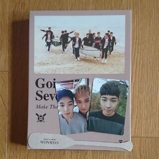 セブンティーン(SEVENTEEN)のSEVENTEEN  Going Seventeen  ウォヌ(K-POP/アジア)