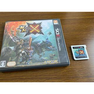 CAPCOM - モンスターハンタークロス 3DS