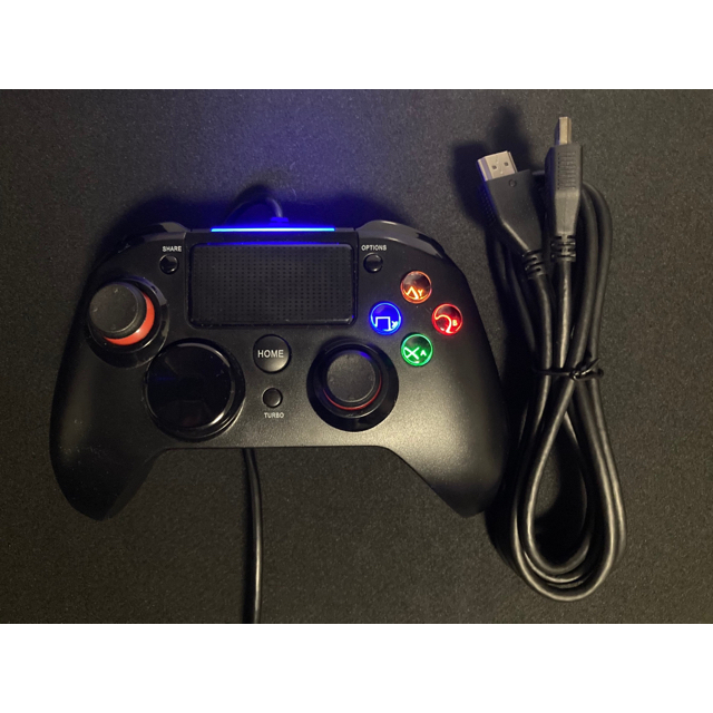 PlayStation4(プレイステーション4)のSONY PlayStation4 Pro 本体  CUH-7000BB01 ➕ エンタメ/ホビーのゲームソフト/ゲーム機本体(家庭用ゲーム機本体)の商品写真