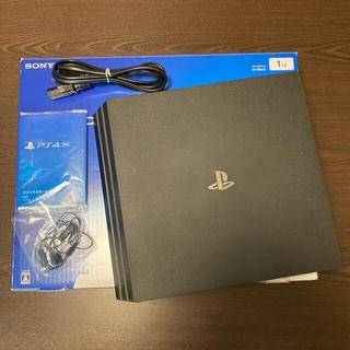 プレイステーション4(PlayStation4)のSONY PlayStation4 Pro 本体  CUH-7000BB01 ➕(家庭用ゲーム機本体)