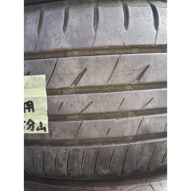 BRIDGESTONE(ブリヂストン)の44中古 ブリジストン プレイズPX 195/65R15 サマータイヤ4本セット 自動車/バイクの自動車(タイヤ)の商品写真