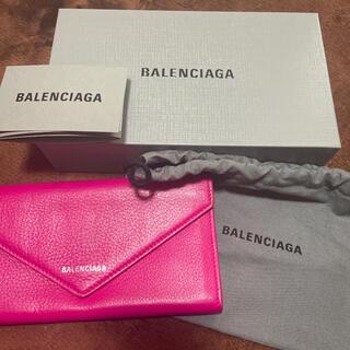 バレンシアガ(Balenciaga)のバレンシアガ  長財布 (財布)