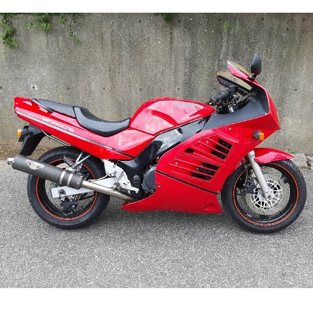 スズキ(スズキ)のRF400R車検残有り書類付き不動車 自動車/バイクのバイク(車体)の商品写真