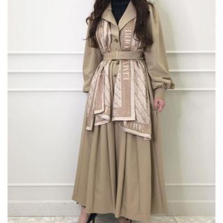 eimy istoire - エイミーイストワール コート スカーフ付き