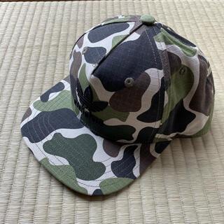 adidas - オリジナルス キャップ・帽子 [SNAPBACK CAP CAMO]