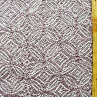 最後 20×105㌢位 総絞り 七宝意匠 半襟 はぎれ 和柄 和布 シルク