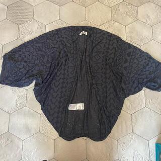 スライ(SLY)のSLY 羽織 カーディガン ポンチョ ドルマン 上着 コート ボレロ 体型カバー(ポンチョ)