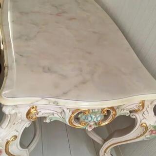 コルチャゴ リビングテーブル 大理石