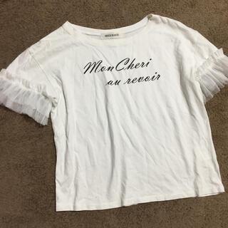 ミッシュマッシュ(MISCH MASCH)のミッシュマッシュ  レディース Tシャツ  フリル(Tシャツ(半袖/袖なし))