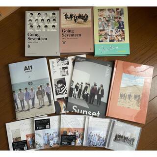 セブンティーン(SEVENTEEN)のseventeen セブチ CD(K-POP/アジア)