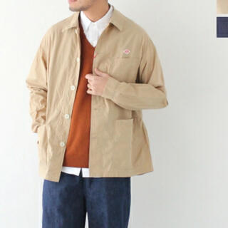 ダントン(DANTON)のカバーオールシャツジャケット/DANTON(カバーオール)