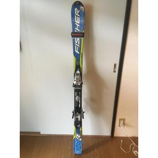フィッシャー(Fisher)のFischer スキー板 140cm(板)