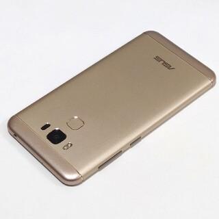ASUS - 美品 SIMフリー ZenFone 3 Max 5.5インチ(ZC553KL)