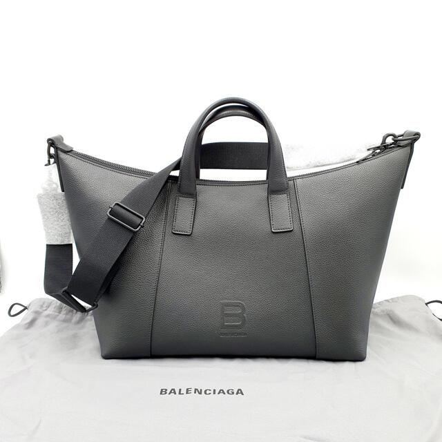 Balenciaga(バレンシアガ)の21 SS BALENCIAGA HOURGLASS MEN キャリーオール メンズのバッグ(トートバッグ)の商品写真