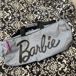 バービー(Barbie)のBarbie ドラムバッグ 旅行バッグ バービー  美品(ボストンバッグ)