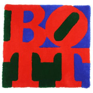 BOTT Square Logo Rug Mat