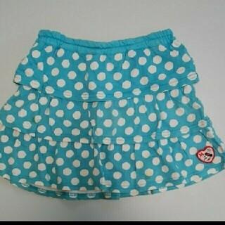 ディズニー(Disney)の110【ミニーちゃん】スカート(スカート)