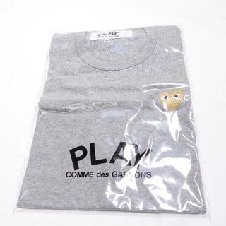 COMME des GARCONS - Comme Des Garcons Play Tシャツ グレー