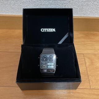 シチズン(CITIZEN)のシチズン アナデジテンプ(腕時計(デジタル))