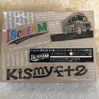 Kis-My-Ft2 - 【5月末まで】Kis-My-Ft2 ISCREAM Blu-ray