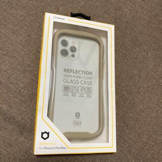 Apple - iFace iPhone 12plomax専用 リフレクション ベージュ 正規品