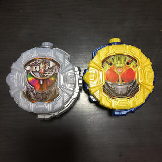 BANDAI - 仮面ライダー ジオウ ライドウォッチ 2個セット