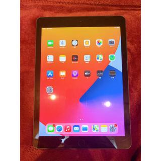 【美品】最終値下げApple iPad 第5世代 32G auキャリア