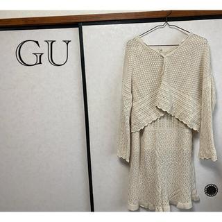 ジーユー(GU)のGU(セット/コーデ)