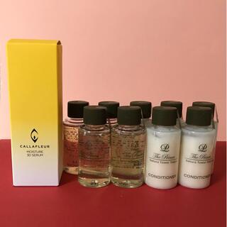 シーボン(C'BON)の☪️美容液 カラフルール &さくらタワー専用アメニティ(美容液)