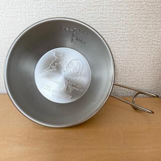 ユニフレーム(UNIFLAME)のオートキャンプ世界大会 限定 シェラカップ (食器)