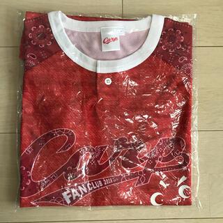 広島東洋カープ ファンクラブ2018 オリジナルシャツ Lサイズ