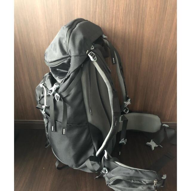 Gregory(グレゴリー)の期間限定再値下げ Gregory グレゴリー登山リュック メンズのバッグ(バッグパック/リュック)の商品写真