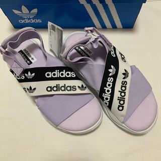 アディダス(adidas)の新品 アディダス オリジナルス Magmur サンダル 24.5㎝(サンダル)