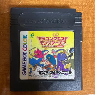 ゲームボーイ(ゲームボーイ)のドラゴンクエスト モンスターズ2 ゲームボーイ カセット(家庭用ゲームソフト)