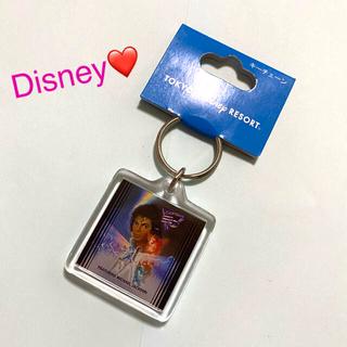 ディズニー(Disney)の✨ディズニー限定✨キャプテンEO captain eo キーホルダー✨マイケル(ミュージシャン)