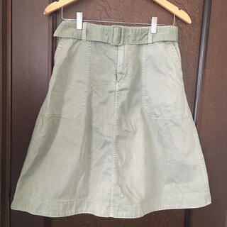 スタディオクリップ(STUDIO CLIP)のSTUDIO CLIP 膝丈スカート(ひざ丈スカート)