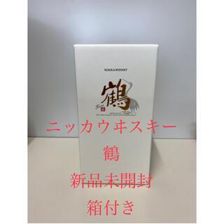 ニッカウイスキー(ニッカウヰスキー)の【余市蒸溜所限定】鶴(ウイスキー)