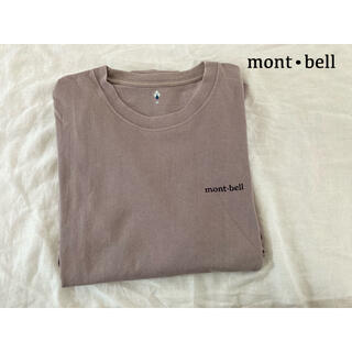 mont bell - モンベル カットソース