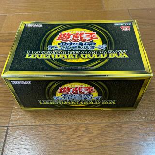 ユウギオウ(遊戯王)の新品未使用 コナミ 遊戯王 LEGENDARY GOLD BOX(Box/デッキ/パック)