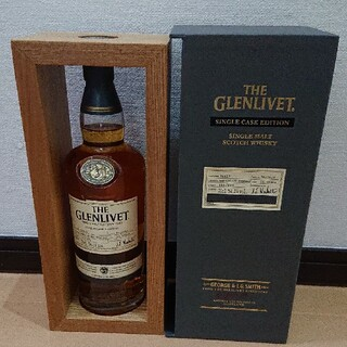 ザ グレンリベット シングルカスク 16年 54.2度(ウイスキー)