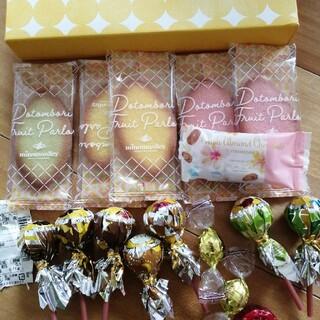 モンロワールチョコ色々(菓子/デザート)