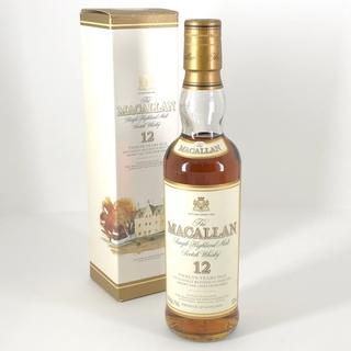 マッカラン 12年 375ml(ウイスキー)