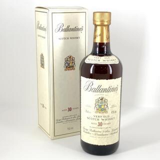 バランタイン 30年 750ml(ウイスキー)