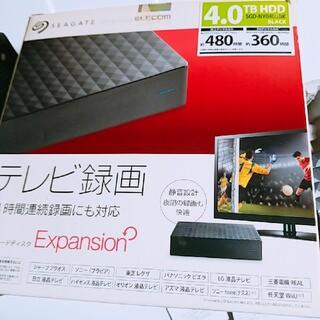 エクスパンション(EXPANSION)のSGD-NY040UBK [Expansion SGD-NYUシリーズ 4TB (その他)